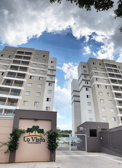 Apartamento No Melhor Condomínio Do Jd. Guadalajara