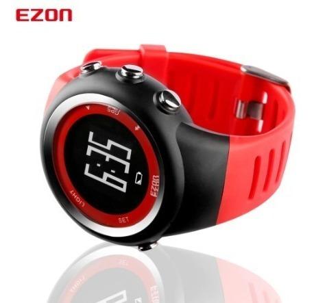 Relógio Ezon T031 Gps Para Corrida / Lacrado /pronta Entrega