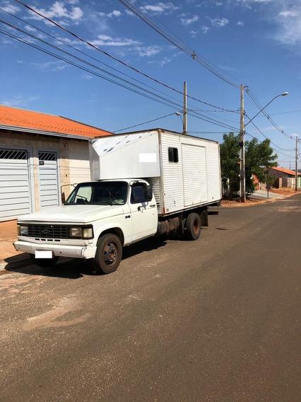 Chevrolet D-40 Com Baú 4,50 Metros