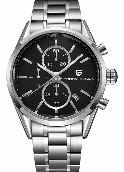 Pagani Design Sport Succes Moveme Cronograph Acero Diego Vez
