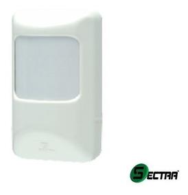 Sensor Infra Vermelho Com Fio Para Central Alarmes