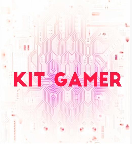 Kit Gamer - Proteção Elétrica Completa Para Seu Pc