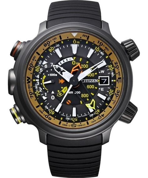 Relógio Citizen Altichron Duratect Titanium Bn4026-09e