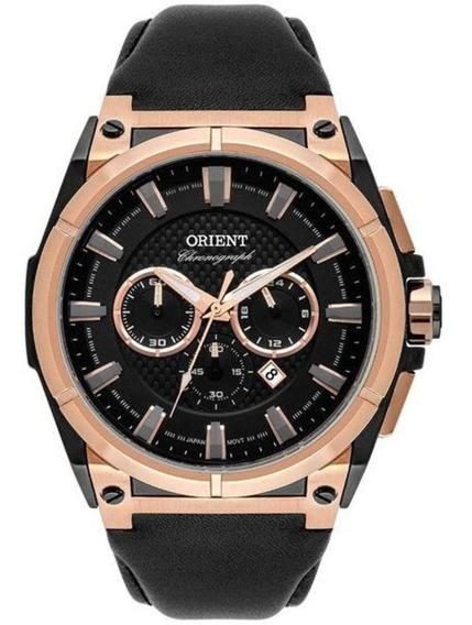 Relógio Masculino Preto Orient Mtscc034 P1px