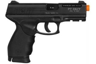 Kit Pistola Airsoft Taurus 24/7 Co2