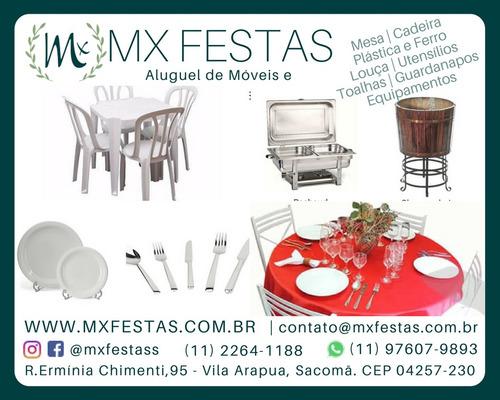 Aluguel De Mesas E Cadeiras 7 00 Zona Sul No Mercado Livre Brasil