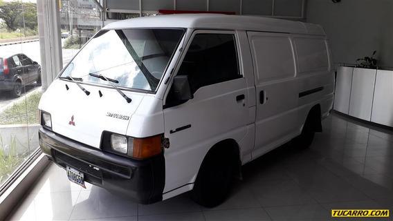 Mitsubishi Panel Camioneta Carga