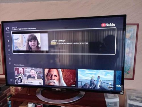 Sony Bravo 46 Pulgadas Led Smart Tv Último Precio Con Envío