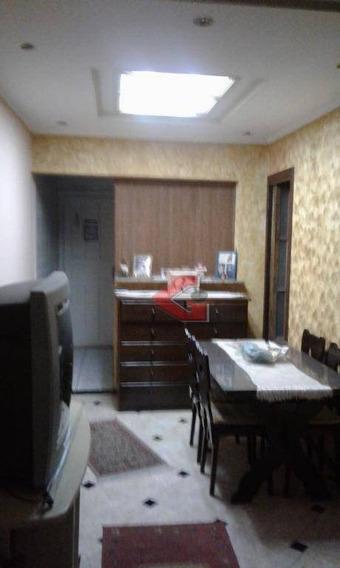 Sobrado Com 3 Dormitórios À Venda, 83 M² Por R$ 365.000 - Parque Espacial - São Bernardo Do Campo/sp - So1016