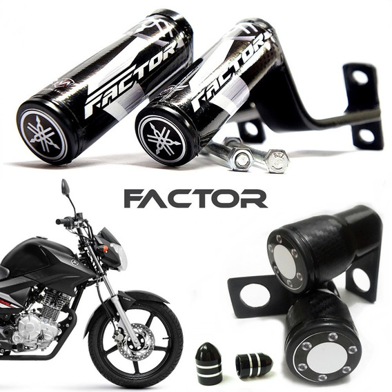 Protetor Motor Mata Cachorro Slider Factor 16\19 + Brinde