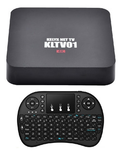 Tv Box Convertidor Android Hdmi Full Hd Smart Tv Teclado