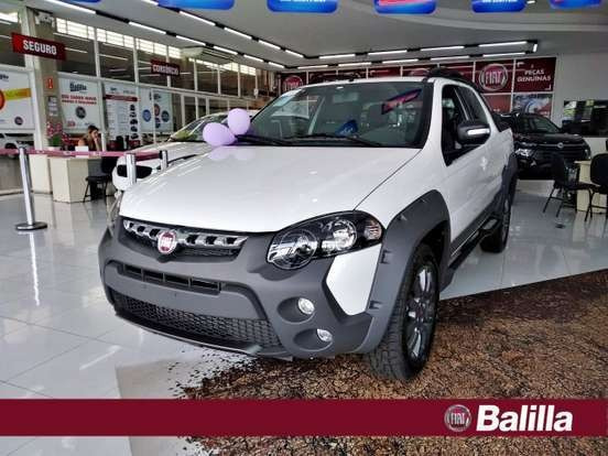 Fiat Strada 1.8 Mpi Adventure Cd 16v Flex 3p Manual 2020