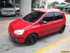 Hyundai Getz Gl 2006