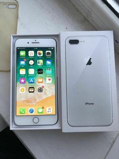iPhone 8 Plus Silver Desbloqueado
