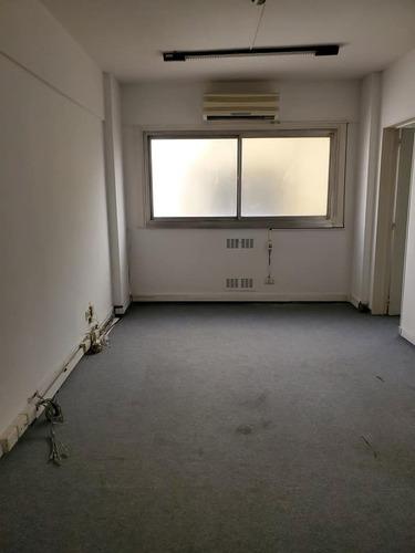 Alquiler. Oficina 50m². 1 Despacho. Recepción. Maipu Y Rivadavia.