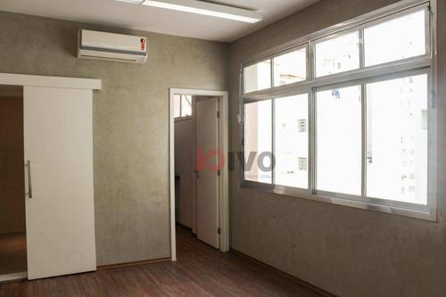 Conjunto À Venda, 26 M² Por R$ 220.000,00 - Vila Buarque - São Paulo/sp - Cj0298