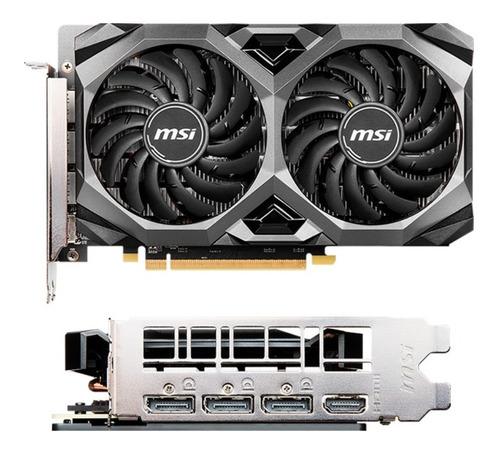 Tarjeta De Video Msi Amd Radeon Rx 5500 Xt Mech, 4gb Gddr6