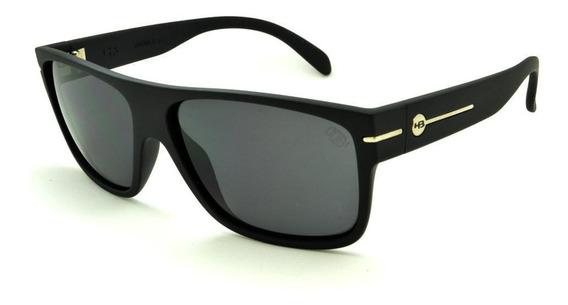 Oculos De Sol Hb Would Matte Black Original (nf)