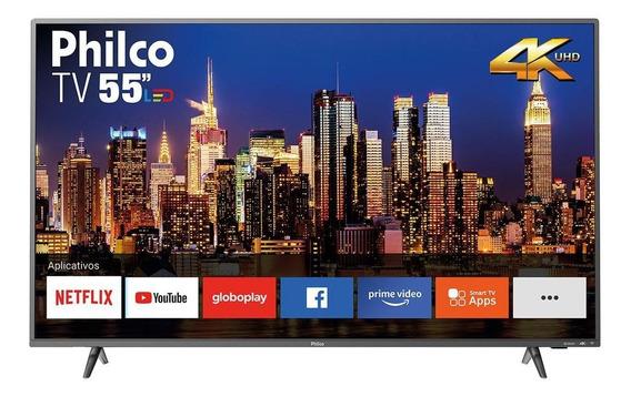 """Smart TV Philco 4K 55"""" PTV55F62SNT"""