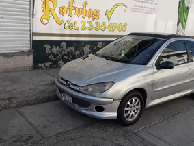 Peugeot 206 1.6 Cc Quiksilver At 2006