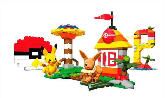 Mega Construx Pokemon Caja De Construcción