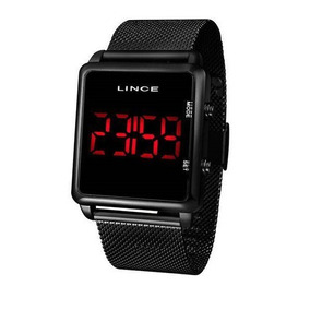 Relógio Lince Unissex Led Mdn4596l Pxpx