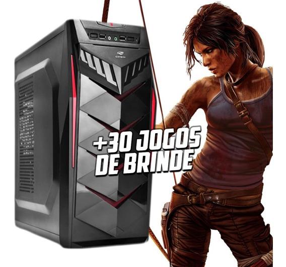 Pc Gamer Completo Amd A4 6300 8gb 500gb Vga 2gb