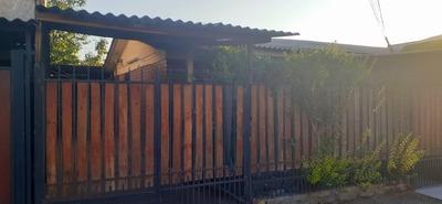 Venta Casa Villa San Andrés Pudahuel Norte. 2 Habitaciones