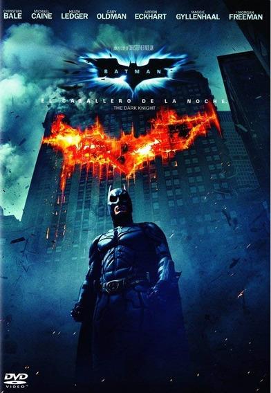 Batman El Caballero De La Noche The Dark Knight Pelicula Dvd