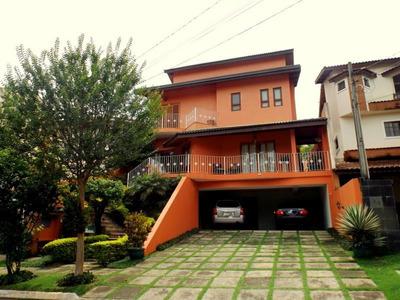 Casa Residencial À Venda, Granja Viana, São Paulo Ii, Cotia. - Ca12533