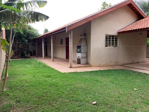 Chácara Para Venda Em Tatuí, Portal Das Nogueiras, 2 Dormitórios, 2 Banheiros, 10 Vagas - 656_1-1642463