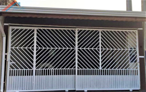 Casa A Venda No Bairro Parque São Bento Em Sorocaba - Sp.  - Ca 089-1