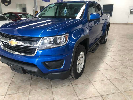 Chevrolet Colorado 2.5 Lt 4x2 At 2019