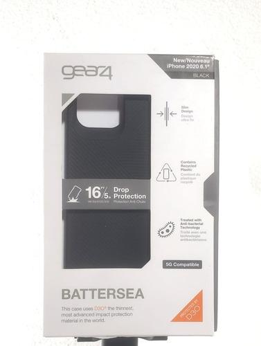 Imagen 1 de 3 de Funda Para iPhone 12 / iPhone 12 Pro 6.1 Gear4 D30 Battersea