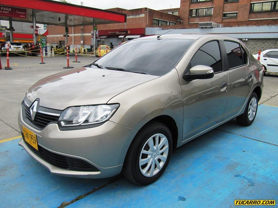 Renault Logan Expression 1600cc Mt Aa