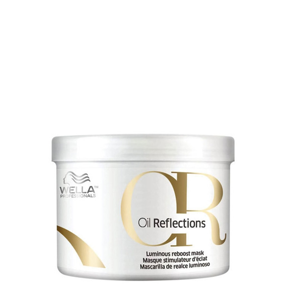 Wella Professionals Oil Reflections - Máscara Capilar 500ml