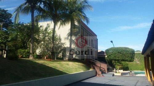 Chácara Residencial À Venda, Jardim Recreio, Ribeirão Preto. - Ch0031
