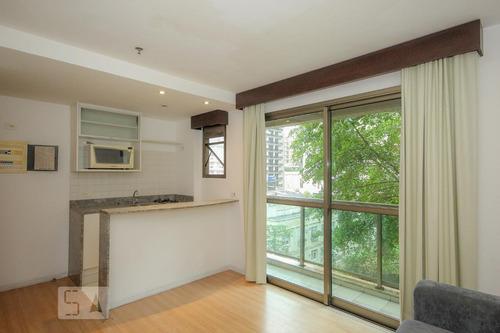 Apartamento À Venda - Copacabana, 1 Quarto,  42 - S893114469