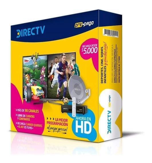 Kit Direc Tv Hd Satelital Colombiano
