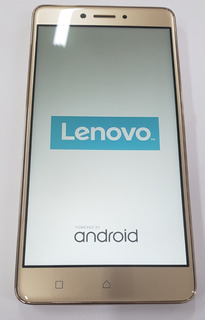 Celular Usado Smartphone Lenovo Vibe K6 Plus 32gb Dourado