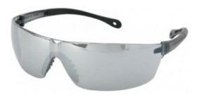 Oculos Segurança Proteçao Puma Cinza Espelhado - Epi