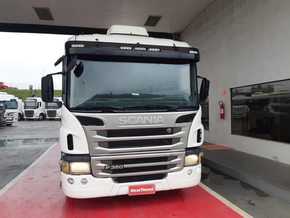 Scania P360 6x2 12/12 Manual Selectrucks