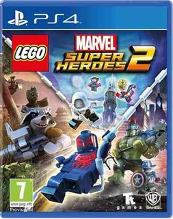Juego Ps4 Marvel Super Heroes 2
