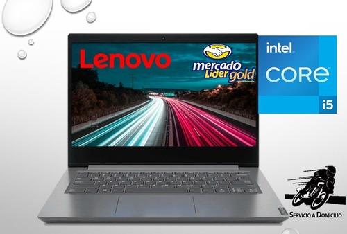 Imagen 1 de 4 de Laptop Portatil Lenovo Intel I5-11th Gen Ssd 256gb+8gb