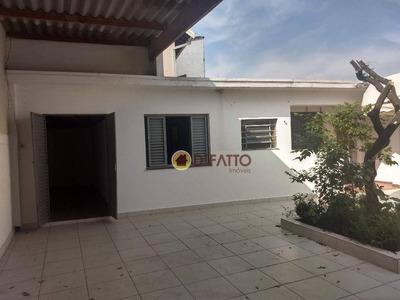 Casa Comercial Para Locação, Gopoúva, Guarulhos. - Ca0491