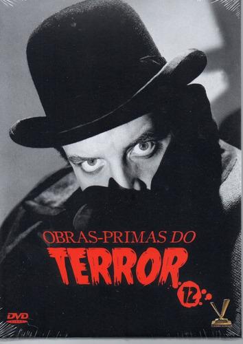 Imagem 1 de 2 de Dvd Obras-primas Do Terror 12 - Versatil - Bonellihq O20