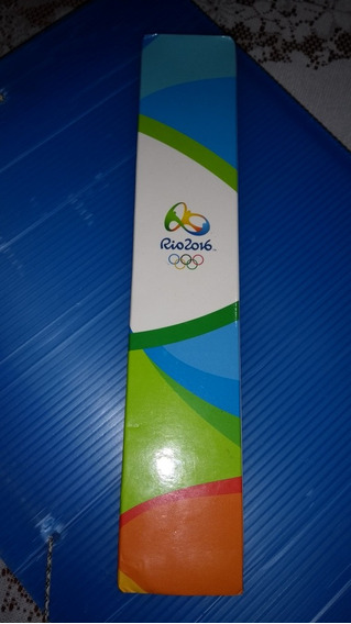 Relógio Olimpíadas Rio 2016 Swatch (novo)