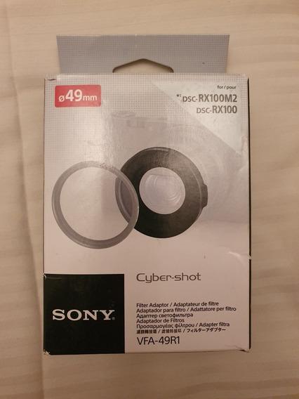 Adaptador De Filtro Sony Rx100 Rx100 M2