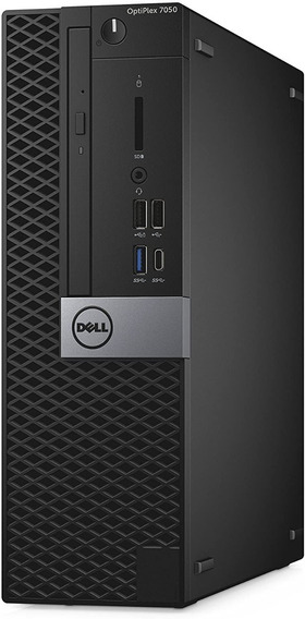 Desktop Dell Optiplex 7050 I5 8gb 500gb Win10 210-aleq-2jc9