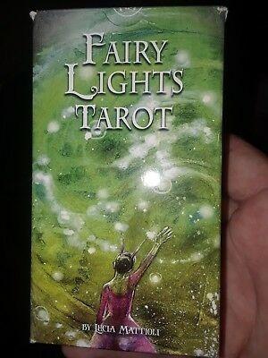 Fairy Lights Tarot Hadas De Luz Este Tarot Esta En Ingles